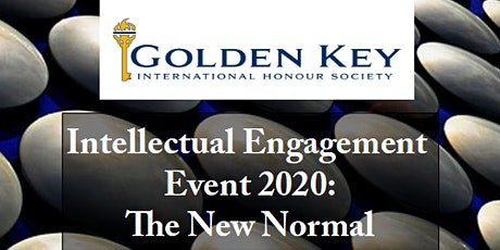 The New Normal (Golden Key Swinburne Intellectual Event 2020) tickets