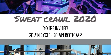 Sweat Crawl 2020 tickets