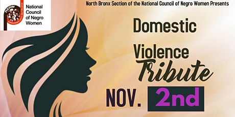 NCNW Domestic Violence Awareness Tribute tickets