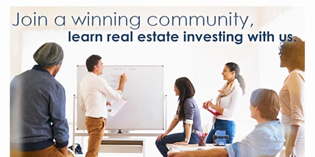 Introduction to a Real Estate Investing Network tickets