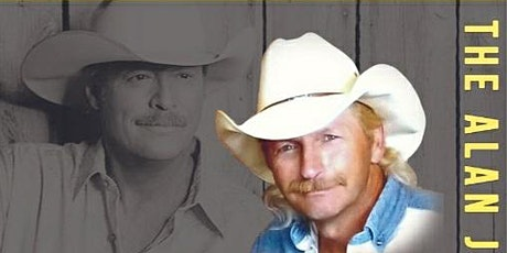 The Alan Jackson Experience Tribute solo show tickets