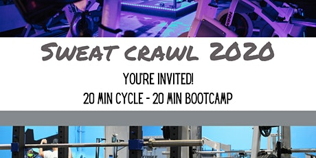 Sweat Crawl 2020 (9:30) tickets
