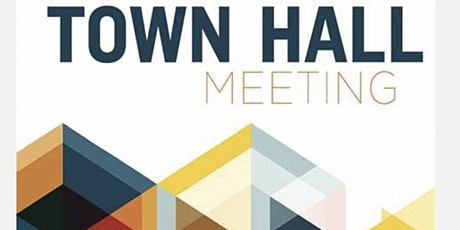 Your Voice, Your Power, Your Vote! - A Virtual Town Hall tickets