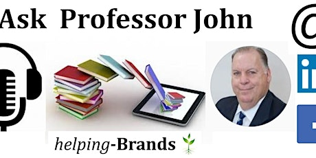 Ask Professor John R. Fugazzie on LinkedIn and facebook tickets