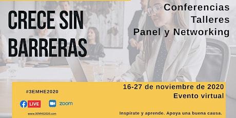 "Panel ""Historias que inspiran"" Pánel de Mujeres Hispanohablantes en Europa entradas"
