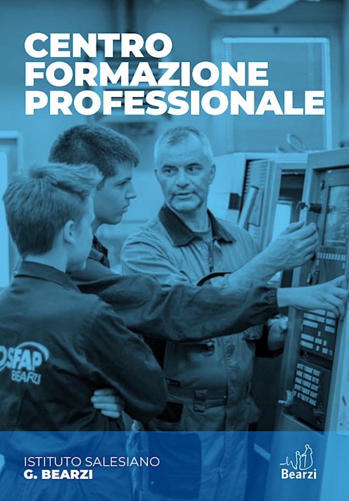 Immagine SCUOLA APERTA / Centro Formazione Professionale [16 Gennaio]
