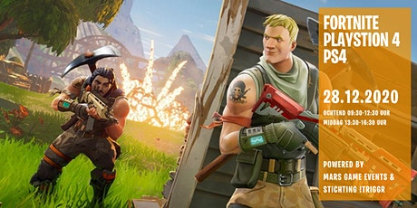 Fortnite - toernooi - middag tickets