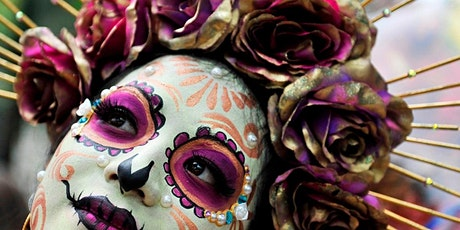 """Day of The Dead"" Pop-Up Dining Experience &  Concert by, Serabee tickets"