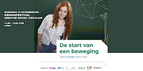 Kennis Festival Drenthe Woont Circulair tickets