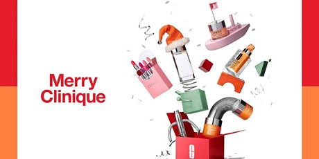 Clinique Virtual Holiday Events tickets