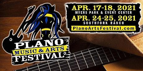 2021 Plano Dallas Music & Arts Festival at Southfork Ranch tickets