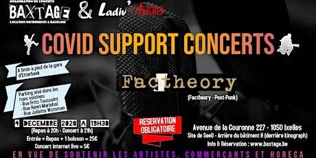 Concert Factheory (Entrée seule)