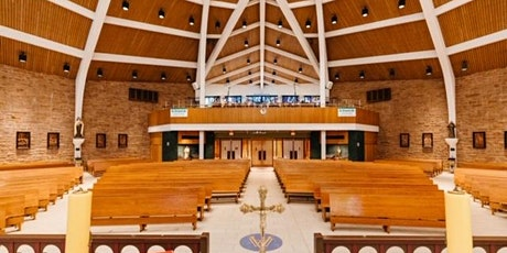 Sunday  Mass at 12:30 pm- St. Mary Immaculate Parish, Richmond Hill tickets
