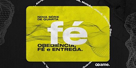 20H | QUARTA-FEIRA ingressos