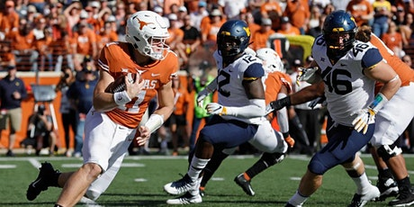 Texas vs West Virginia Gamewatch (Time TBD) tickets