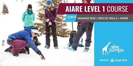WY SheJumps AIARE Level 1: Jackson tickets