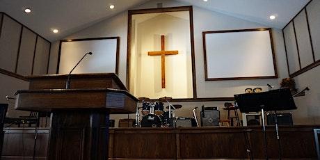 November 8  Worship Service tickets