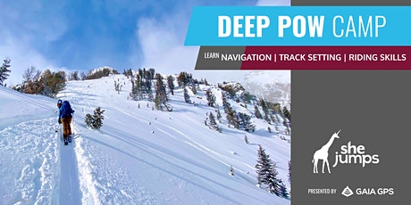 WY SheJumps Deep Pow Camp: GTNP tickets