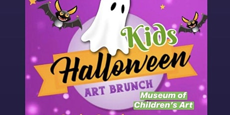 Kid's' Halloween Art Brunch tickets