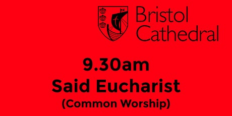 Said Eucharist (Remembrance Sunday) tickets