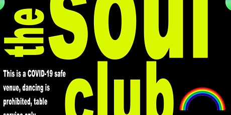 The Soul Club tickets