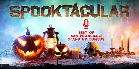 Best of San Francisco Stand-Up Comedy: HALLOWEEN ZOOM SPOOKTACULAR Edition