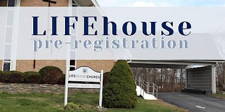 LIFEhouse Sunday Celebration Service12-6-20 tickets