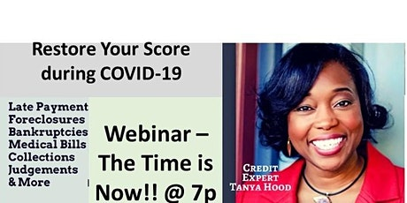 This Is The BEST Time To Boost Your Credit Score ...Covid-19 tickets