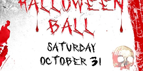 Halloween Ball hosted by ANDRE CARIOCA tickets