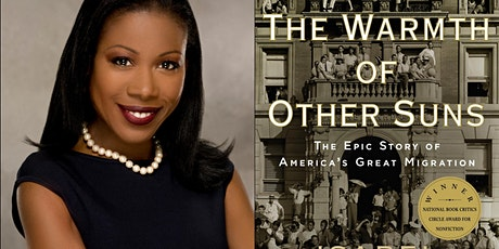 """The Warmth of Other Suns"" by Isabel Wilkerson tickets"