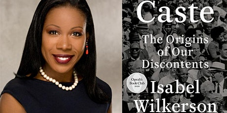 """Caste"" by Isabel Wilkerson tickets"