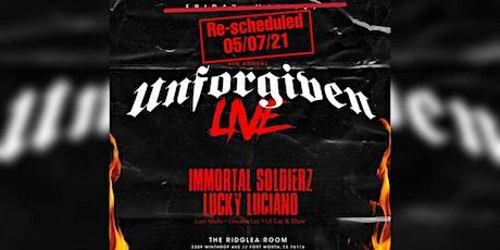 4th Annual Unforgiven Live ( All Age Event) tickets