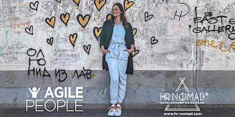 DIGITAL FIKA :) : Agile People Fundamentals + Leadership (ICP-LEA) tickets