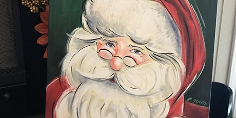 Paint a Portrait of Santa tickets