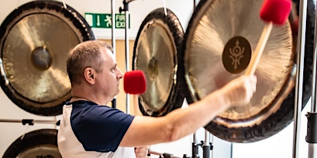 Relaxing Gong Bath with B&J in Dorking tickets