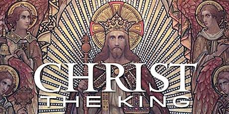 Mass on Sunday, 22nd November 2020 (11.00am) tickets