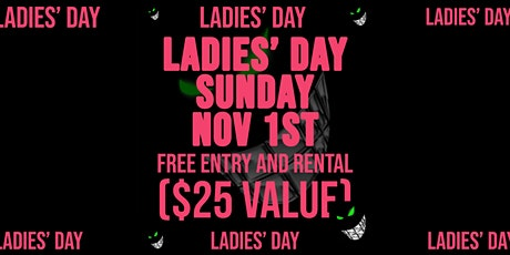 Ladies' Day- FREE entry and rental at Dynamic Paintball and Airsoft tickets