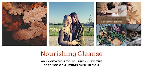 3-day Nourishing Cleanse tickets
