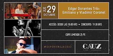 Edgar Dorantes Tr´ío