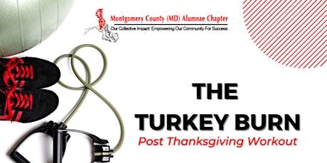 The Turkey Burn - Post Thanksgiving Workout tickets