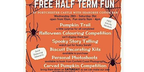 Spooky Half Term Fun tickets
