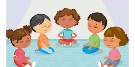 Sunday mindfulness and wellbeing class for kids tickets