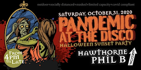 Pandemic at the Disco! Halloween Sunset Party tickets