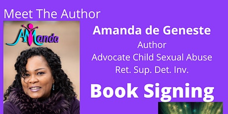 Meet the Author!!! Amanda de Geneste tickets