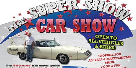 THE SUPER SHOW! tickets