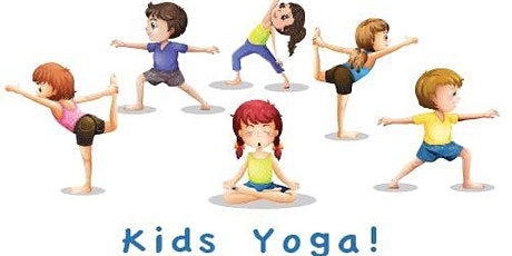 Virtual Kids Yoga tickets