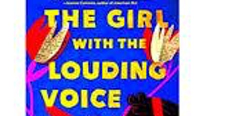 Books Over Brunch Sun November 22nd 2020. The Girl with the Louding Voice. tickets