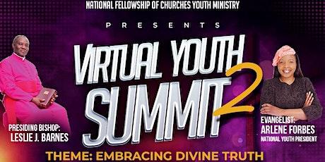 Virtual Youth Summit 2 tickets