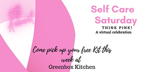 Self Care Saturday- Think Pink tickets