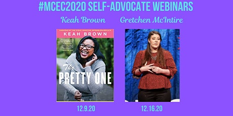 MCEC Self-Advocate Webinar Series (PDPs Available)